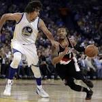 Warriors clear Luke Walton to talk with Lakers on head coach job