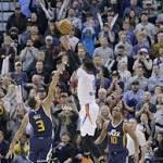 Westbrook's game-winning shot was well-designed