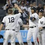 Castro's slam, Yankees bats lead way in 13-7 win over Indians | Rapid reaction