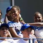Michelle Obama, daughters see 'Trip to Bountiful'