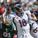Can 49ers keep Peyton Manning from breaking Favre's record Sunday?