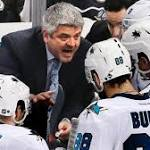 San Jose parts ways with McLellan