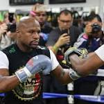 10 Observations From Floyd Mayweather's Training Camp