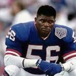 Lawrence Taylor's wife arrested for attacking him