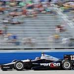 Power dominates Milwaukee, takes IndyCar points lead