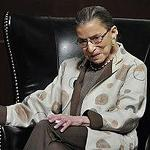 Justice Ruth Bader Ginsburg shows different side to DePaul audience