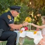 1 year after saving her life, Texas police officer has tea party with toddler who choked on penny
