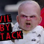 DEVIL'S DUE: The Terrifying Devil Baby Attack Video Goes Viral!
