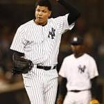 Dellin Betances ready to adjust as Yankees' closer