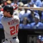 Daniel Murphy, Nationals' hitting machine, refuses to come back down to earth