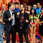 Beatles family reunites at revamped 10th anniversary of 'Love' show in Las Vegas