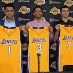 Lakers co-owner reveals the five players he wants to keep for the future
