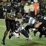 Ole Miss vs. Vanderbilt 2013 final score: Young Rebels win Thursday thriller