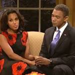 Kerry Washington pokes fun at 'Saturday Night Live' diversity flaws