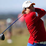 Ko makes cut at British Open