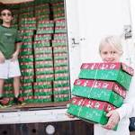 Step Up and Fill Shoebox Gifts for Kids in Need