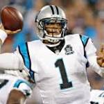 Panthers take care of Bucs without Cam Newton