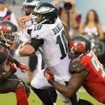 Chase Daniel has debut to forget in Eagles' preseason opener