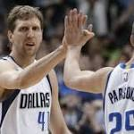 Newberry: Nowitzki at center brings back memories of Nellie