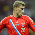 Pogrebnyak picked Russia's World Cup team