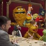 'Muppets Most Wanted' is a medicocre caper