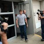 2nd Mellencamp son reports to police on battery charges
