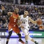 Spartans outlast Terps in slugfest for trip to Big Ten Tournament title game