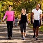 Regular group walking linked to reduced risk of heart disease, stroke and ...