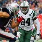 Injury roundup: Revis practices, could play vs. Titans