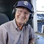 The Padres Hang A Star For Jerry Coleman