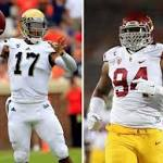 COLLEGE FOOTBALL: USC vs. UCLA really about Williams vs. Hundley