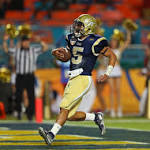 Georgia Tech runs for 452 yards in dominant Orange Bowl win over Miss. St.