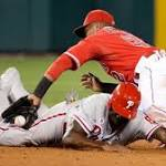 Howie Kendrick's Bloop Single Lifts Angels Over Phillies