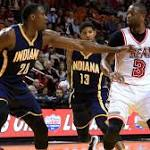 Indiana Pacers fail to build on strong start, lose 101-93 to Miami Heat in OT