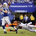 Bengals offense had few bullets against Indianapolis