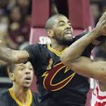 Cleveland Cavaliers blow a 20-point lead, lose to Houston Rockets, 106-100