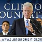 Bill and Chelsea Clinton begin Africa tour with entourage of donors