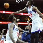 Winning Culture: Sixers Go Wire-to-Wire, Beat Pelicans 96-81