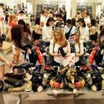 Boxing Day sales a queue for stampede of bargain hunters
