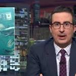 Debt-Buying Organization Accuses John Oliver of Stealing Their Idea and Running With It