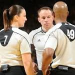 Referees union calls for end of NBA's 'Last Two-Minute' reports