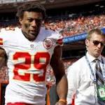 Chiefs players talk about Eric Berry's diagnosis