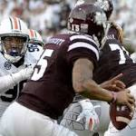 Grading Auburn's 38-23 loss at Mississippi State