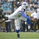 Dolphins to face Bills backup QB again