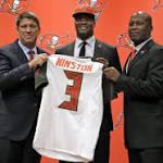 Buccaneers determined to improve talent around top draft pick Jameis Winston