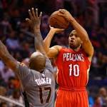 Pelicans Drop Heartbreaker, Fall Out of 8th Seed in West