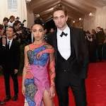 Robert Pattinson's Girlfriend FKA Twigs Pregnant? Couple Rushes To Get ...