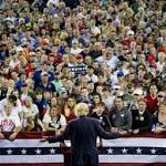 Trump's raucous rallies create unique challenges for security
