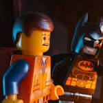 Review: 'The Lego Movie,' tiny toys, huge laughs