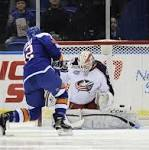 Bailey Tavares score 2 each in Isles' win over Blue Jackets